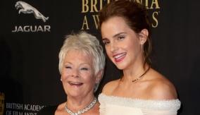 Dame Judi Dench & Emma Watson