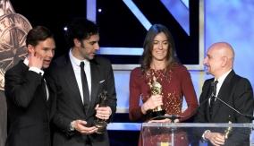 The Britannia Awards honourees 2013