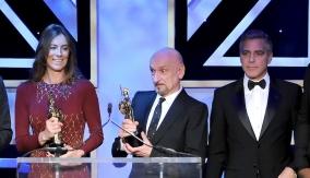 Kathryn Bigelow, Kingsley & Clooney