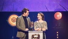 Presenters Derek Moran & Jen Pringle