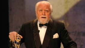 Lord Attenborough presents