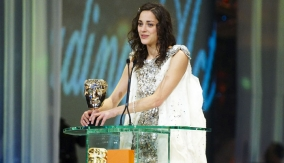 Marion Cotillard at the Podium