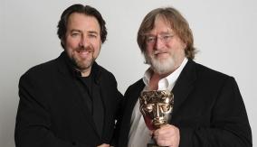 Jonathan Ross & Gabe Newell