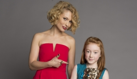 Backstage with MyAnna Buring