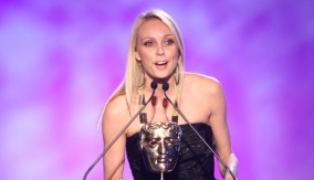 Presenter Camilla Dallerup