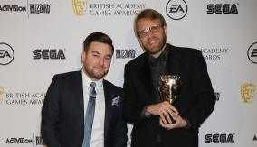 With Alex Brooker
