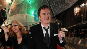 Tarantino on the Red Carpet