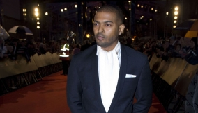 Noel Clarke on the Red Carpet