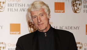 Roger Deakins in the Press Room