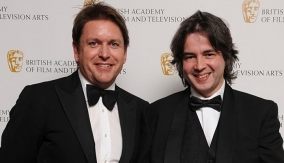 Mackenzie with James Martin
