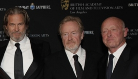 Tony Scott, Ridley Scott & Jeff Bridges