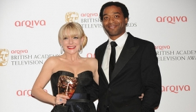 With Chiwetel Ejiofor
