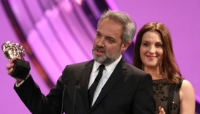 Sam Mendes & Barbara Broccoli