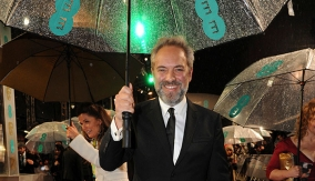 Sam Mendes on the Red Carpet