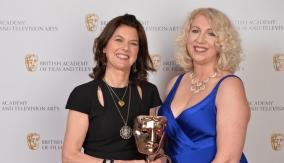 With BAFTA Chair Anne Morrison