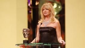Presenter Goldie Hawn