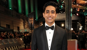 Suraj Sharma on the Red Carpet