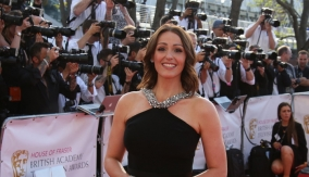 Suranne Jones on the red carpet