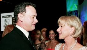 Tom Hanks & Helen Mirren