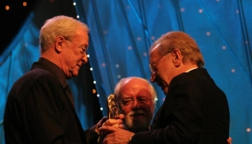 Michael Caine & R. Attenborough