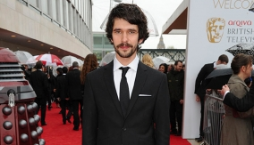 Whishaw on the Red Carpet