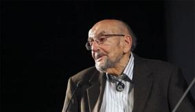 Suschitzky at the Podium