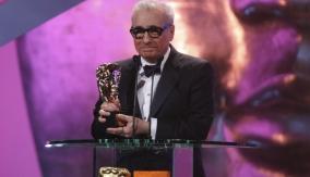 BAFTA Fellow Martin Scorsese