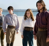 Chronicles Of Narnia: The Voyage Of The Dawn Treader