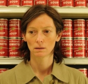 Tilda Swinton for We Need To Talk About Kevin