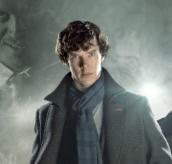 Sherlock: Benedict Cumberbatch