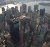 Rebuilding the World Trade Center