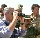 ITV News At Ten: Iraq Crisis