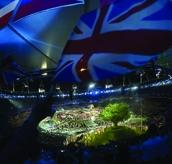 The London 2012 Olympic Opening Ceremony: Isle of Wonder