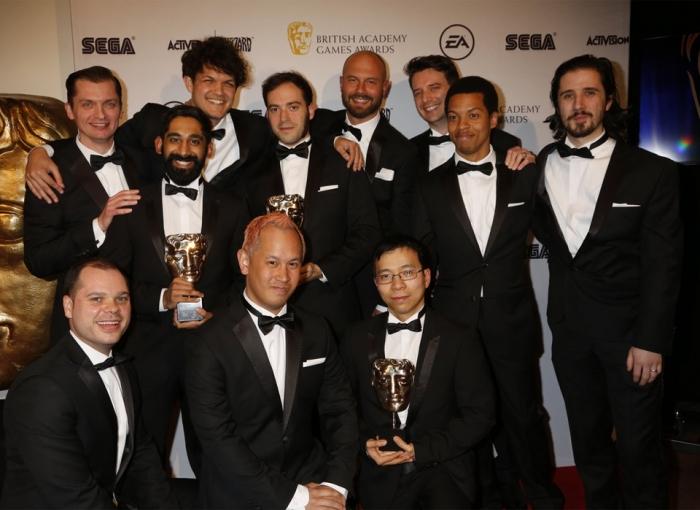 2012 Games Mobile & Handheld | BAFTA Awards