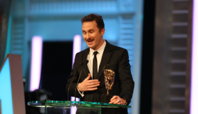 Aronofsky Collects the BAFTA