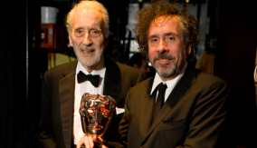 Lee & Tim Burton
