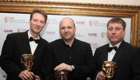 Guillaume, David & Scott