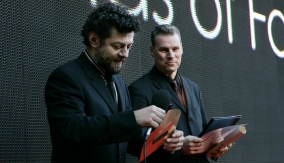 Andy Serkis & Mark Kermode