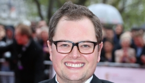 Alan Carr on the Red Carpet