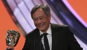 Ang Lee accepts for Miranda