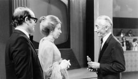 Filmmaker Jacques Cousteau