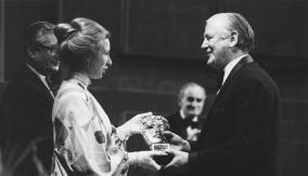 Sir Denis Forman OBE
