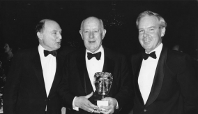 W/ Johnny Goodman & Bob Reed