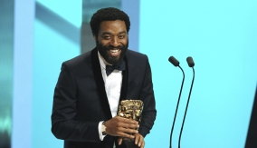 Chiwetel Ejiofor at the Podium