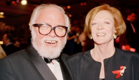 With Lord Attenborough