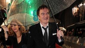 Tarantino on the Red Carpet