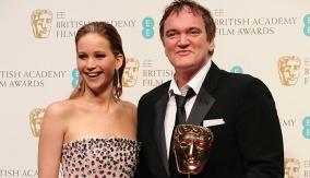 Jennifer Lawrence & Tarantino