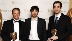 The winners with Matthew McNulty