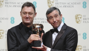 Steve Coogan and Jeff Pope
