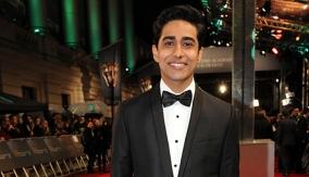 Suraj Sharma on the Red Carpet